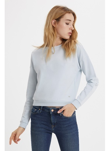 Loft Sweatshirt Turkuaz